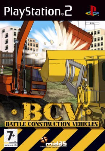 BCV: Battle Construction Vehicles for PlayStation 2