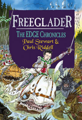 Freeglader (Edge Chronicles) by Paul Stewart