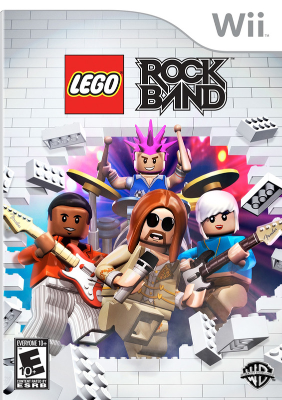 LEGO Rock Band for Wii