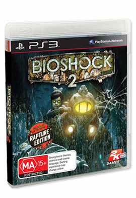 Bioshock 2 Rapture Edition for PS3
