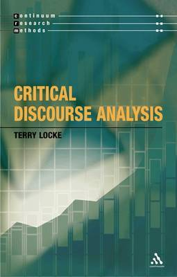 Critical Discourse Analysis by Terry Locke