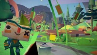 Tearaway Unfolded Messenger Edition for PS4