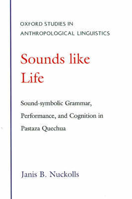 Sounds Like Life by Janis B Nuckolls