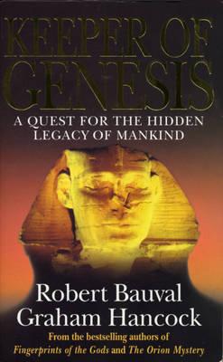 Keeper Of Genesis by Robert Bauval