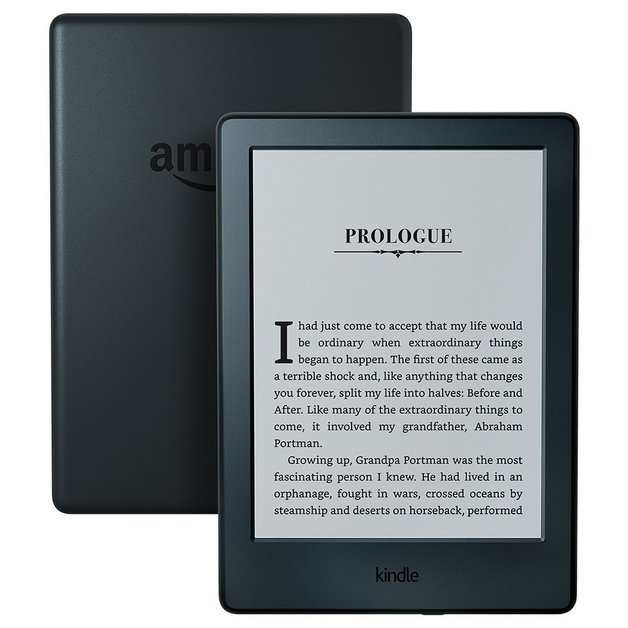 Kindle 8 (Black)
