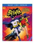 Batman: Return of the Caped Crusaders on Blu-ray