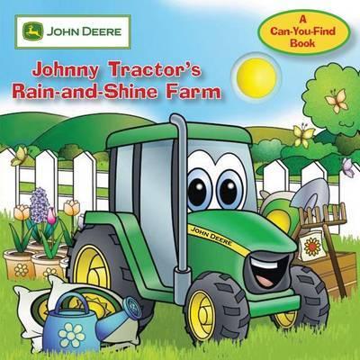 John Deere: Johnny Tractor's Rain-And-Shine Farm: No. 1 image