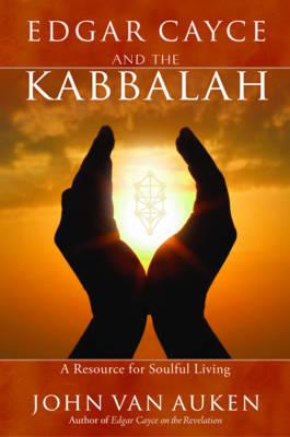Edgar Cayce and the Kabbalah by John Van Auken image