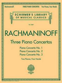 Sergei Rachmaninoff by Sergei Rachmaninoff image