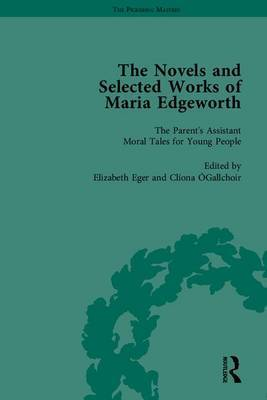 The Works of Maria Edgeworth, Part II by Marilyn Butler image