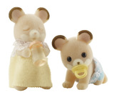 Sylvanian Families: Field Mouse Twins