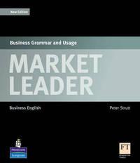Market Leader Grammar & Usage Book New Edition by Peter Strutt