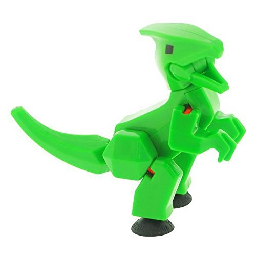 Stikbot: Dino Single - Parasaurolophus (Green) image
