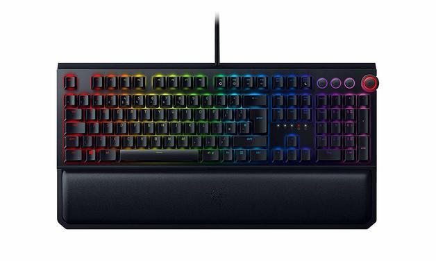 Razer BlackWidow Elite Mechanical Gaming (Orange switch) for PC
