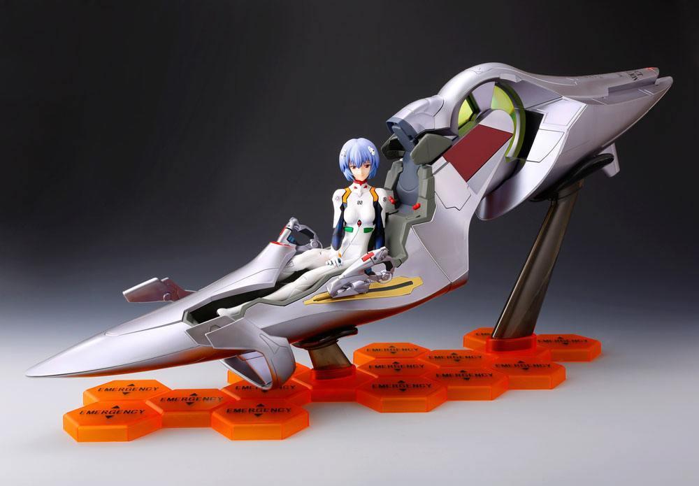 Neon Genesis Evangelion: 1/6 Entry Plug Interior Rei Ver. - PVC Figure image