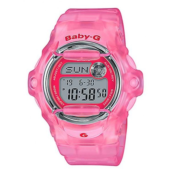 Casio Baby-G Pop Colour Watches BG169R-4E - Pink