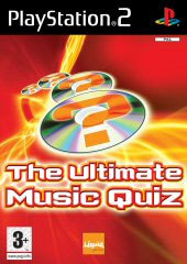 The Ultimate Music Quiz for PlayStation 2