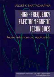 High-Frequency Electromagnetic Techniques by Asoke K. Bhattacharyya image
