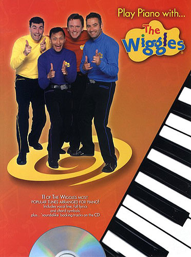 Play Piano With...The Wiggles
