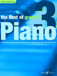 The Best of Grade 3 (piano) by Anthony . Williams image