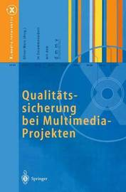 Qualitatssicherung Bei Multimedia-Projekten