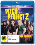 Pitch Perfect 2 on Blu-ray