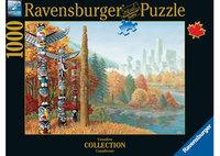 Ravenburger - When Two Worlds Collide Puzzle (1000pc)