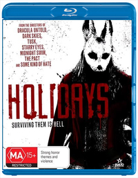 Holidays on Blu-ray