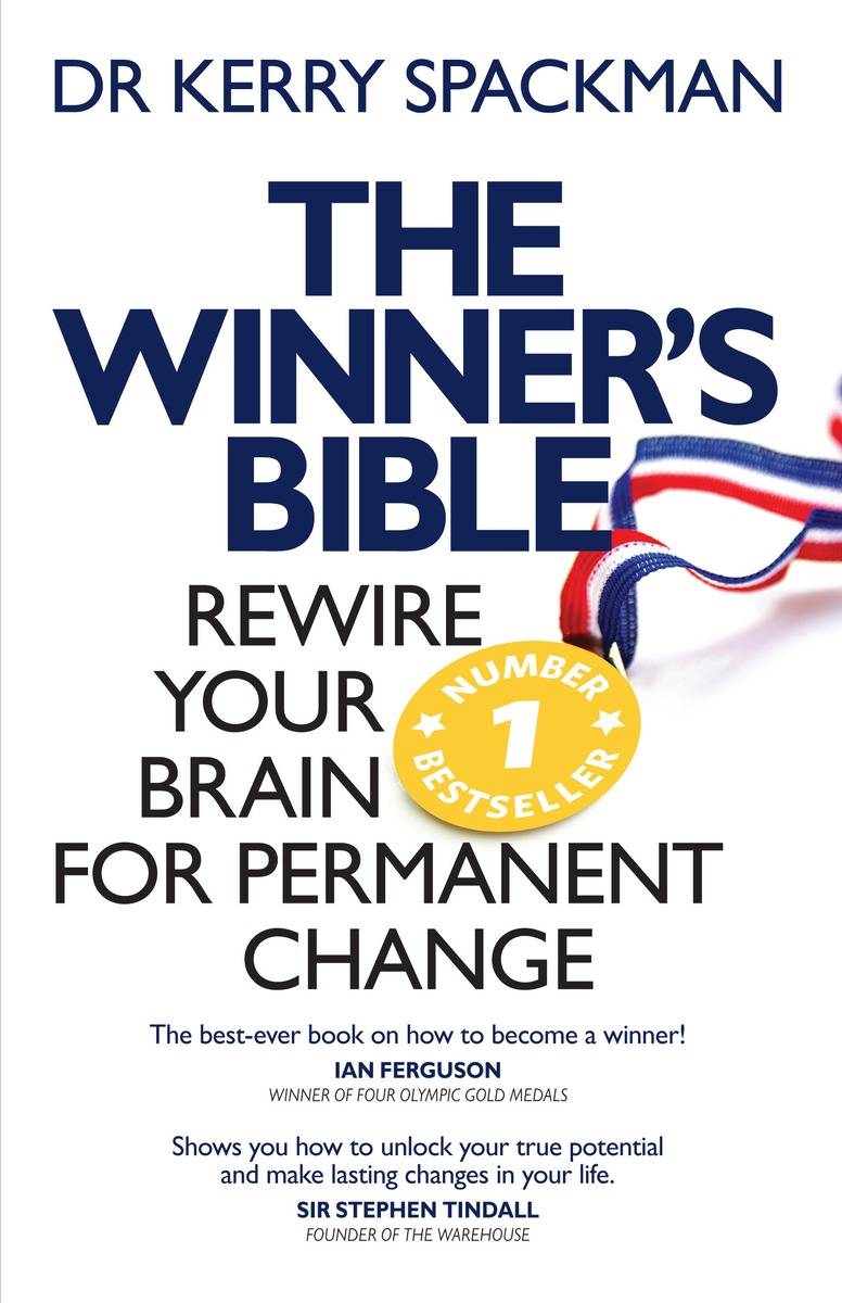 Winner's Bible by Kerry Spackman image