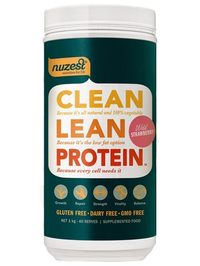 Clean Lean Protein - 1kg (Strawberry)