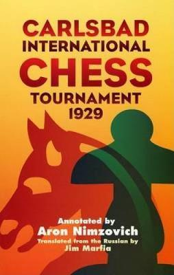 Carlsbad Int Chess Tourn 1929 by Aron Nimzowitsch image