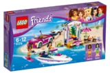 LEGO Friends - Andrea's Speedboat Transporter (41316)