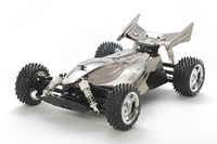 Tamiya 1:10 RC Dual Ridge Black Metallic - TT-02B