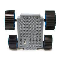 MeeperBot 2.0 - Smart App Controlled Car (Blue) image