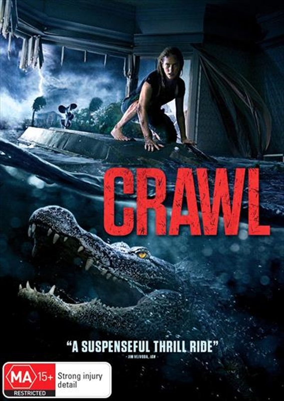 Crawl on DVD