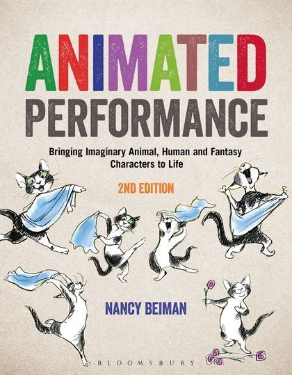 Animated Performance by Nancy Beiman