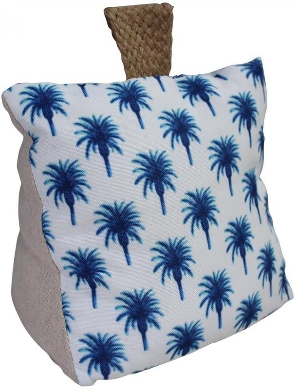LaVida: Doorstop - Blue Date (Palm)