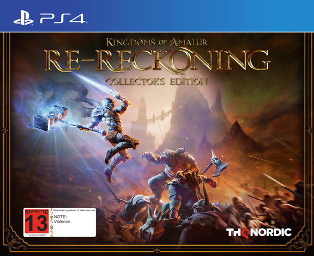 Kingdoms of Amalur: Re-Reckoning Collector's Edition for PS4