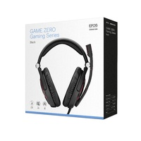 EPOS Sennheiser GAME ZERO Gaming Headset (Black) for