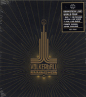 Rammstein - Volkerball: Standard Edition (DVD And CD) (CD packaging) on DVD