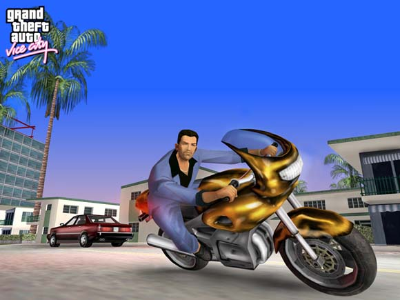 Grand Theft Auto: Vice City for PC Games image