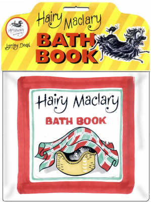 The Hairy Maclary Bath Book by Lynley Dodd