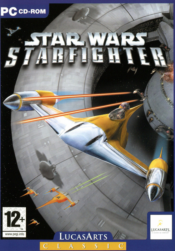 Star Wars: Starfighter for PC Games