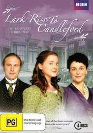 Lark Rise To Candleford - The Complete Series 2 (4 Disc Set) DVD image