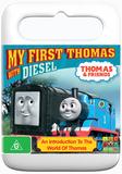My First Thomas: Diesel DVD