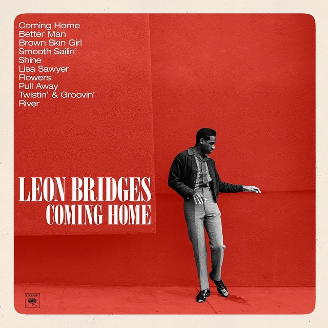 Coming Home by Leon Bridges image