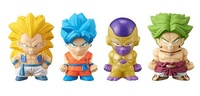 Dragon Ball Z: Super Warrior - Mini-Figure Set #1