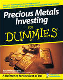 Precious Metals Investing For Dummies by Paul Mladjenovic