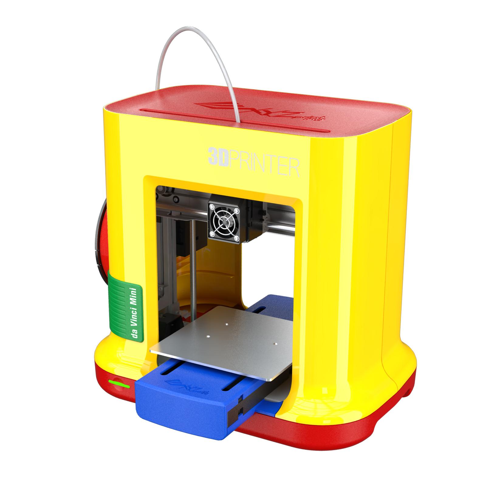 Xyz Da Vinci Mini Maker 3D Printer image