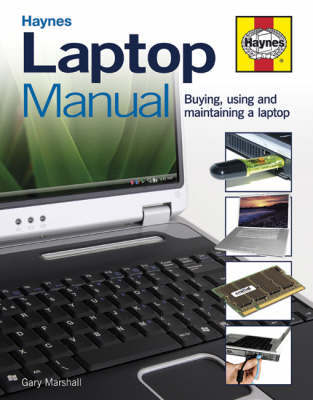 Laptop Manual by Gary Marshall image